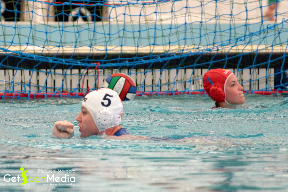 Waterpolo A2F, semifinali playoff