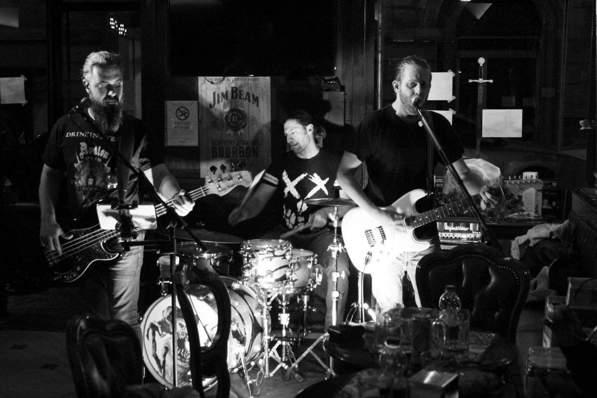 Mercenari Rock Live