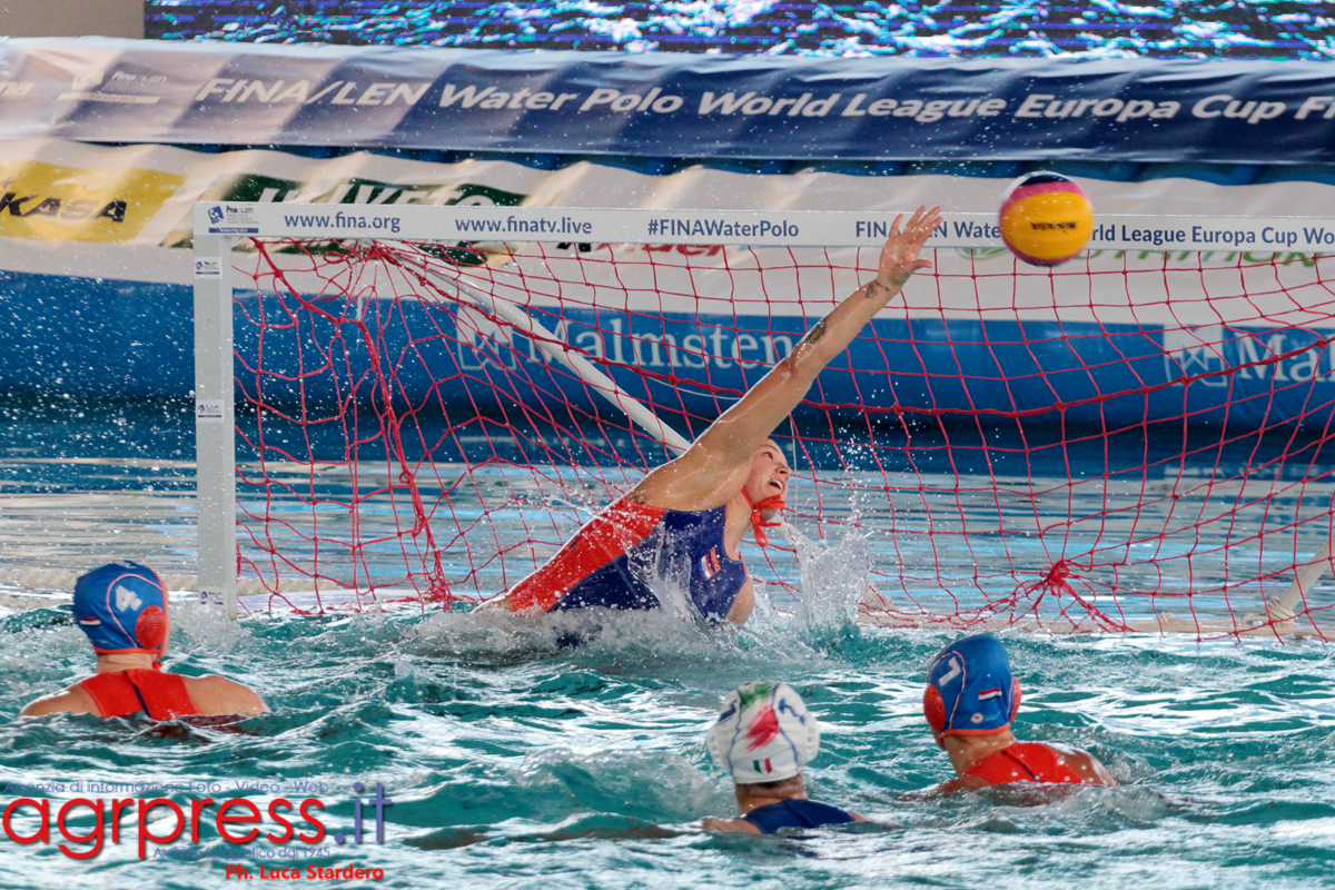 Waterpolo Europa Cup 2019
