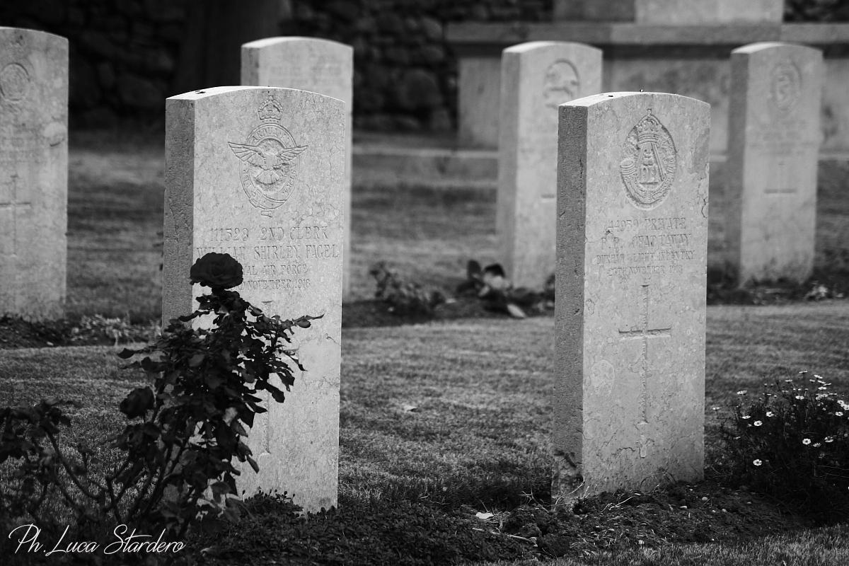 Bordighera – cimitero militare inglese